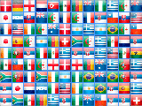 Маджонг флаги